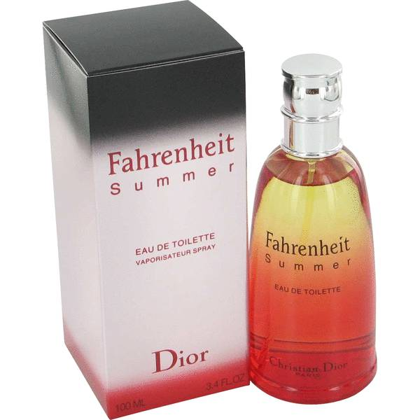 c0790278233 Fahrenheit Summer Fragrance Cologne - Luxury Perfumes